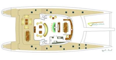 115' 2008 Yapluka 3 Main Deck