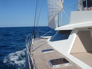 75' 2008 Yapluka Luxury Catamaran 12
