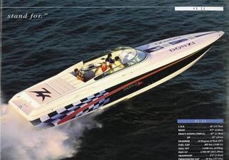 45' 2000 Donzi ZX 0 45' 2000 Donzi ZX 2000 DONZI MARINE ZX Sport Yacht Yacht MLS #69963 0