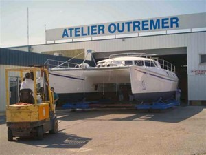 42' 2007 Outremer 42 4 Launch