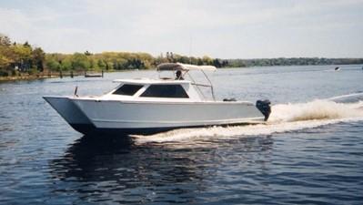 26' 2000 Hunt Express Weekender- Custom 6