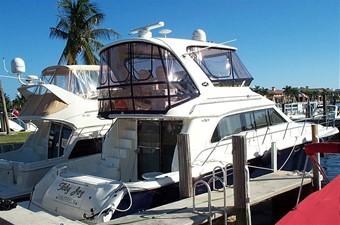 Toby Jay 2 Toby Jay 2004 SEA RAY 480 Sedan Bridge Motor Yacht Yacht MLS #70896 2