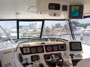 Toby Jay 4 Toby Jay 2004 SEA RAY 480 Sedan Bridge Motor Yacht Yacht MLS #70896 4
