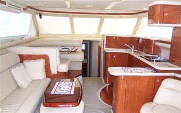 Toby Jay 5 Toby Jay 2004 SEA RAY 480 Sedan Bridge Motor Yacht Yacht MLS #70896 5