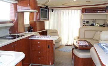 Toby Jay 6 Toby Jay 2004 SEA RAY 480 Sedan Bridge Motor Yacht Yacht MLS #70896 6