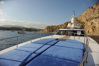 BENITA BLUE 7 BENITA BLUE 2005 EVOLUTION YACHTS Evolution 110 Motor Yacht Yacht MLS #72227 7