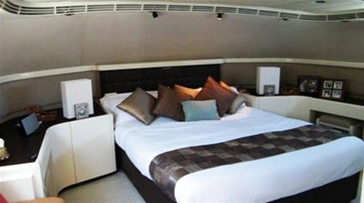 Master on-deck stateroom