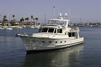 FLEMING 55 - NEW BUILD 39 Bow