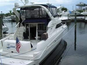 No Name 1 No Name 2004 SEA RAY 450 Express Bridge Motor Yacht Yacht MLS #81728 1