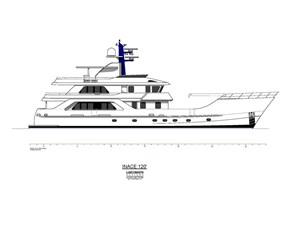 Inace Yachts 120' Aft house Explorer Yacht 22