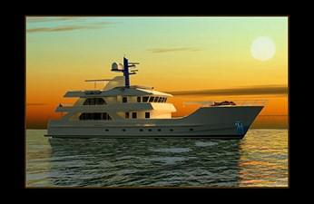 Inace Yachts 120' Aft house Explorer Yacht 89126