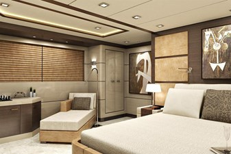 Inace Yachts 126' Aft House Explorer Yacht 10