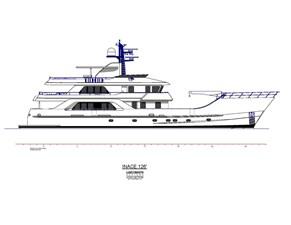 Inace Yachts 126' Aft House Explorer Yacht 29
