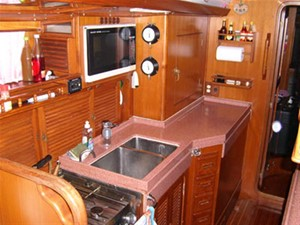 Tayana 55 3 Tayana 55 1990 TA YANG YACHT BLDG. Tayana 55 Cruising/Racing Sailboat Yacht MLS #91008 3