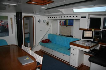 CAPRICORNO 5 CAPRICORNO 1995 MCCONAGHY  Cruising/Racing Sailboat Yacht MLS #93327 5