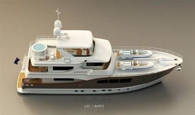 All Ocean Yachts 90' Steel 1 All Ocean Yachts 90' Steel 2023 ALL OCEAN YACHTS Tri - Deck Explorer Yacht Motor Yacht Yacht MLS #97114 1