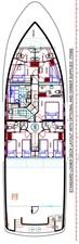 All Ocean Yachts 90' Steel 6 All Ocean Yachts 90' Steel 2023 ALL OCEAN YACHTS Tri - Deck Explorer Yacht Motor Yacht Yacht MLS #97114 6