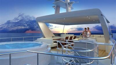All Ocean Yachts 90' Steel 13 Flybridge