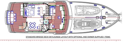 All Ocean Yachts 100' Fiberglass 4 All Ocean Yachts 100' Fiberglass 2023 ALL OCEAN YACHTS Tri- Deck Explorer Yacht Motor Yacht Yacht MLS #97142 4