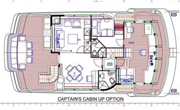 All Ocean Yachts 100' Fiberglass 7 All Ocean Yachts 100' Fiberglass 2023 ALL OCEAN YACHTS Tri- Deck Explorer Yacht Motor Yacht Yacht MLS #97142 7