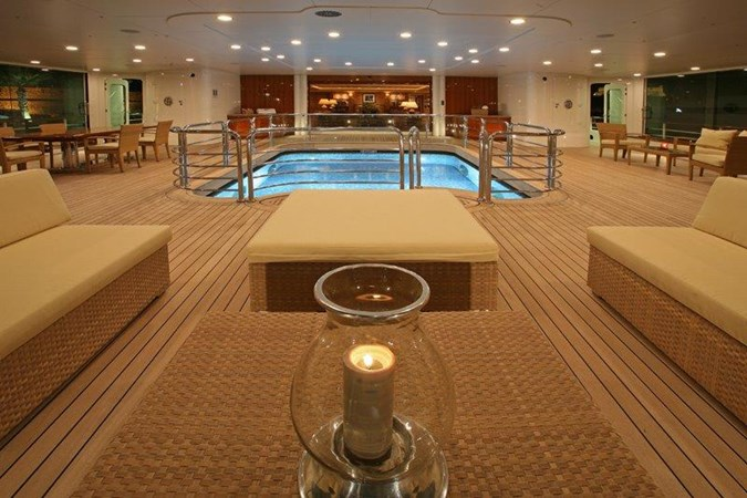 Main Deck Aft With Swimming Pool