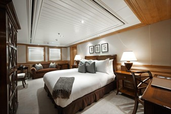 Lower Deck Galapagos Guest Stateroom