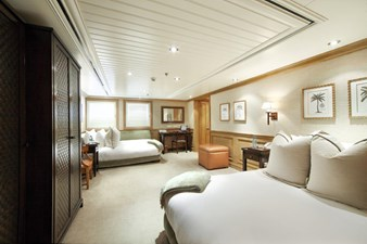 Lower Deck Cap Ferrat Guest Stateroom