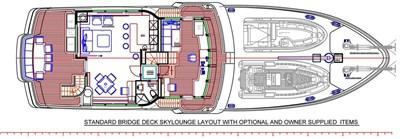 All Ocean Yachts 100' Steel 4 All Ocean Yachts 100' Steel 2023 ALL OCEAN YACHTS  Motor Yacht Yacht MLS #97832 4