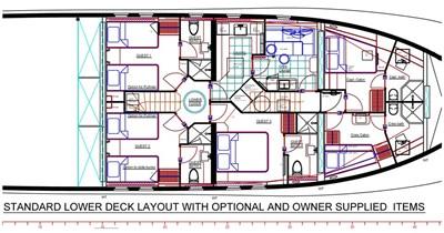 All Ocean Yachts 100' Steel 6 All Ocean Yachts 100' Steel 2023 ALL OCEAN YACHTS  Motor Yacht Yacht MLS #97832 6