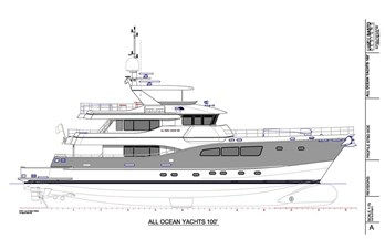 All Ocean Yachts 100' Steel 12 Updated Main profile layout