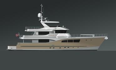 All Ocean Yachts 100' Steel 0 All Ocean Yachts 100' Steel 2023 ALL OCEAN YACHTS  Motor Yacht Yacht MLS #97832 0