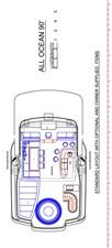 All Ocean Yachts 90' Fiberglass 4 All Ocean Yachts 90' Fiberglass 2023 ALL OCEAN YACHTS Tri - Deck Explorer Yacht Motor Yacht Yacht MLS #97846 4