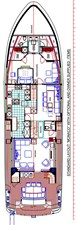 All Ocean Yachts 90' Fiberglass 5 All Ocean Yachts 90' Fiberglass 2023 ALL OCEAN YACHTS Tri - Deck Explorer Yacht Motor Yacht Yacht MLS #97846 5