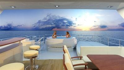 All Ocean Yachts 90' Fiberglass 16 Flybridge