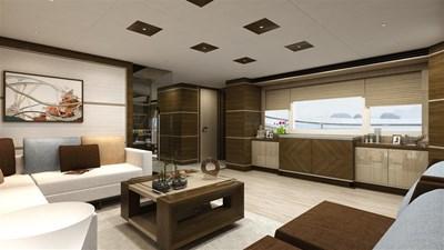 All Ocean Yachts 90' Fiberglass 24 Salon