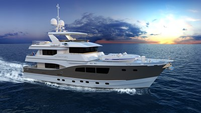 All Ocean Yachts 90' Fiberglass 97846