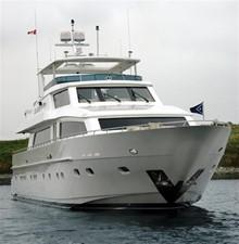 SEA LEGEND 27 Sea Legend's anchor pockets