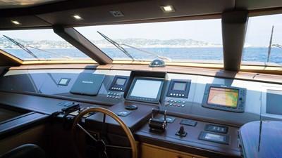 PETRUS II  2007 SANLORENZO 108 @ Viareggio 17