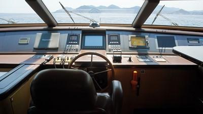 PETRUS II  2007 SANLORENZO 108 @ Viareggio 18