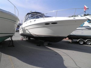 No Name 1 No Name 2001 SEA RAY 340 Sundancer ***FRESH WATER*** Cruising Yacht Yacht MLS #99802 1